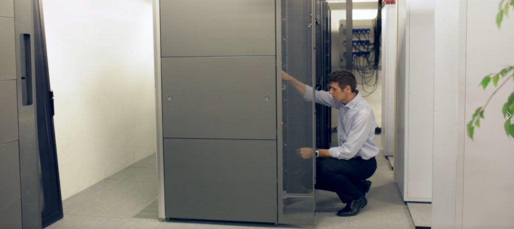 cloud hosting - egne datacentre